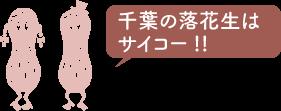 千葉の落花生はサイコー!!